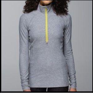 Lululemon Race Your Pace half zip Pullover